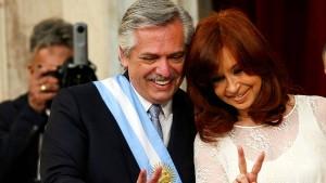Noch brauchen sich Kirchner und Fernández