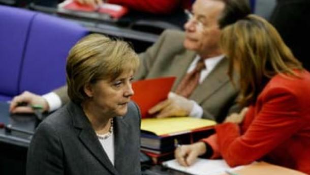 Union und SPD steuern auf Einigung zu