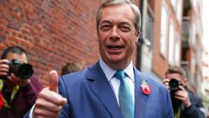 Nigel Farages vergiftetes Angebot