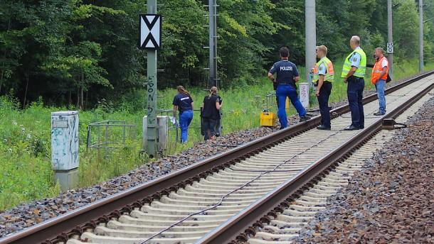 Bahnstrecke Berlin–Hamburg wieder frei