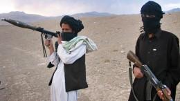 Taliban nehmen wichtigen Bezirk nahe Kabul ein