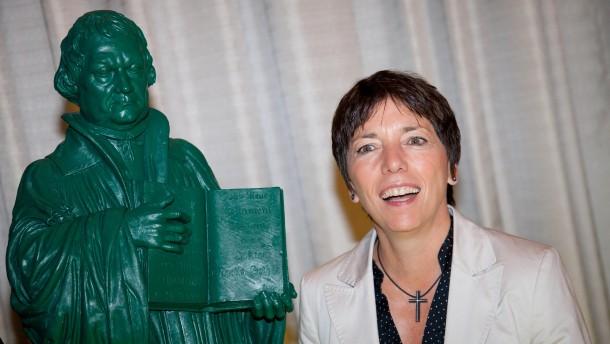 Käßmann wird Lutherbotschafterin 2017