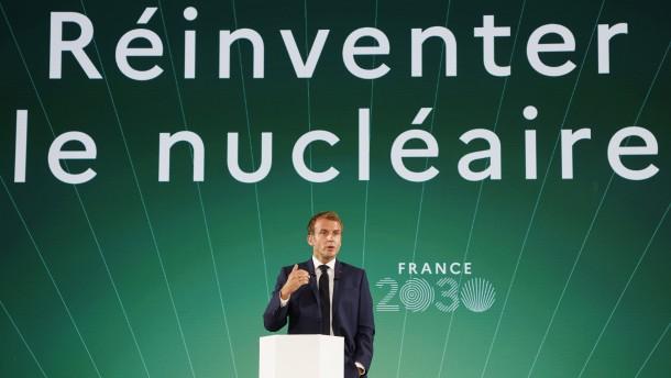 Macrons Vision Nucléaire