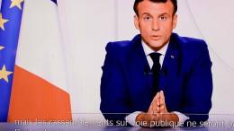 Katholiken zornig auf Macron