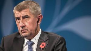 Sohn des tschechischen Ministerpräsidenten wirft Vater Entführung vor