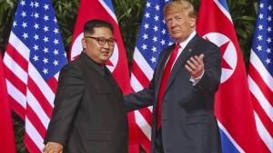 Diplomatisches Stückwerk