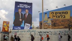 Netanjahu muss es nun ohne Trump schaffen