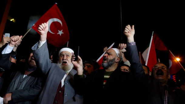 Amerika blockiert Resolution zur Gewalt in Nahost