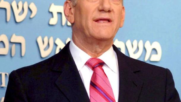 Olmert will trotz Krebserkrankung im Amt bleiben