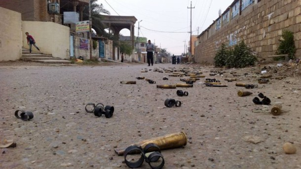Sicherheitskräfte drängen Dschihadisten zurück