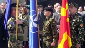 Die EU übernimmt militärische Mission in Mazedonien