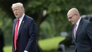 Präsidenten-Anwalt: Keine Ermittlungen gegen Trump