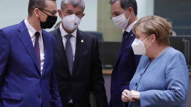 Sanktionen gegen Belarus, aber noch nicht gegen die Türkei