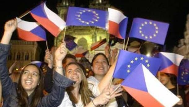 Die Kritik an der EU-Verfassung wächst