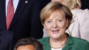 Merkel: Keine Räumung von Roma-Lagern