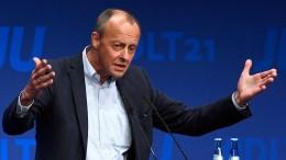 "Friedrich Merz nennt Ampel-Papier ""beachtlich"""