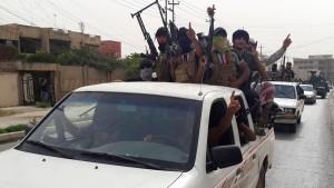 Dschihadisten erobern weitere Stadt im Irak