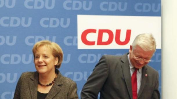 Offener Streit im CDU-Vorstand