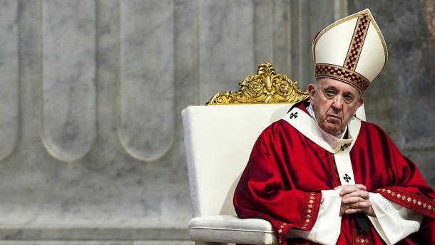 Ein furchtbares Jahr für Franziskus