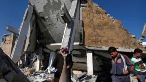 Geld für Gaza gibt es reichlich