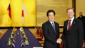 Berlin und Tokio fordern Ständigen Sitz