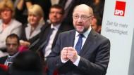 Schulz als Kanzlerkandidat der SPD nominiert