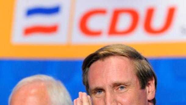 Boetticher neuer CDU-Landeschef