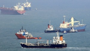 Unglück am Nadelöhr des Welthandels