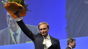 Lindner zum Generalsekretär gewählt