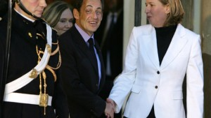 Sarkozys Mission