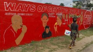 Vereinte Nationen fürchten Kollaps der Ebola-Staaten