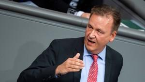 Warum Burkhard Lischka kein Politiker mehr sein will