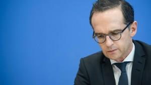 Maas-Tweet über Thilo Sarrazin verschwunden
