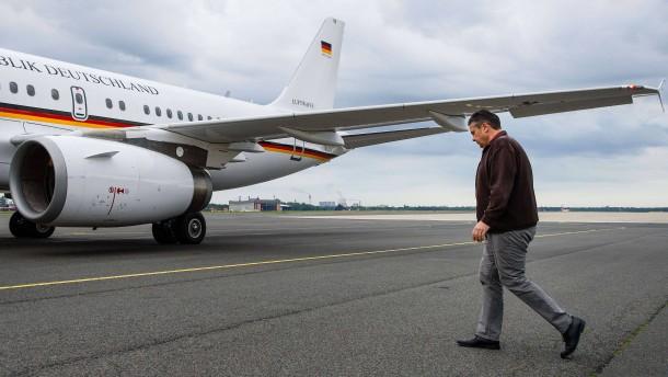 Gabriel verspricht mehr Flüchtlingshilfe für Libyen