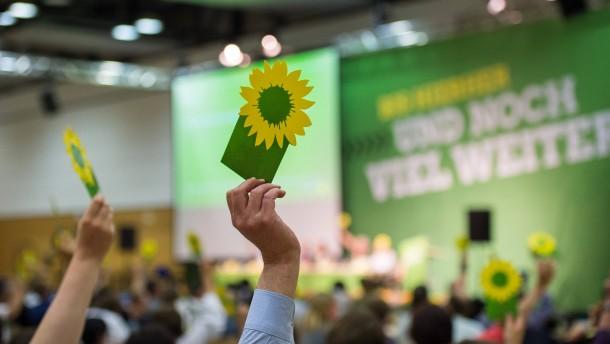 Grüne in Niedersachsen rücken nach links