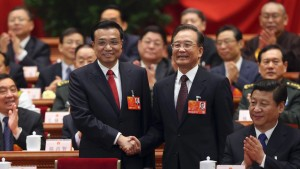 Li Keqiang neuer Ministerpräsident