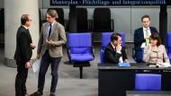 Jeder für sich? Unionspolitiker im Deutschen Bundestag