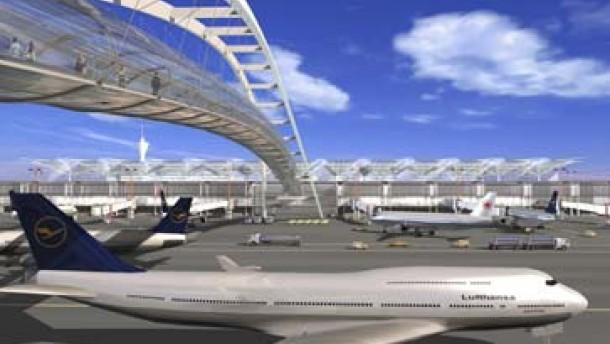 Großflughafen Berlin Brandenburg genehmigt