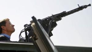 In Afghanistan geht es um unsere Freiheit