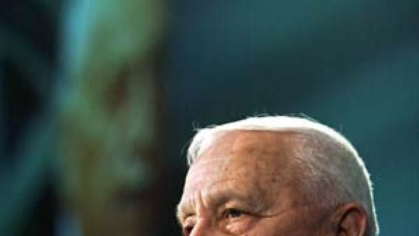 Scharon und Peretz einigen sich auf Neuwahl