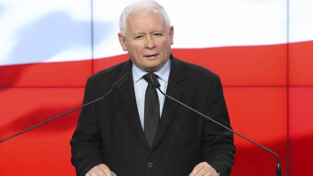 Kaczyńskis fragiles Bündnis wackelt