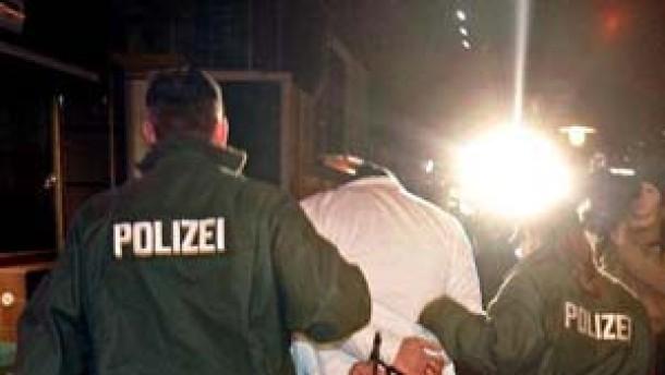 Drogenrazzia auf dem Hamburger Kiez