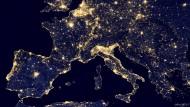 Wie dunkel wird es in Europa?