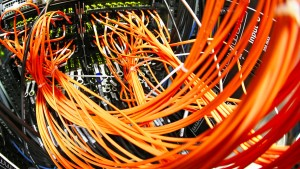 Beim Internet ist Deutschland nur im Mittelfeld