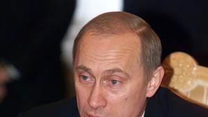 Parteienfusion soll Putin den Rücken stärken