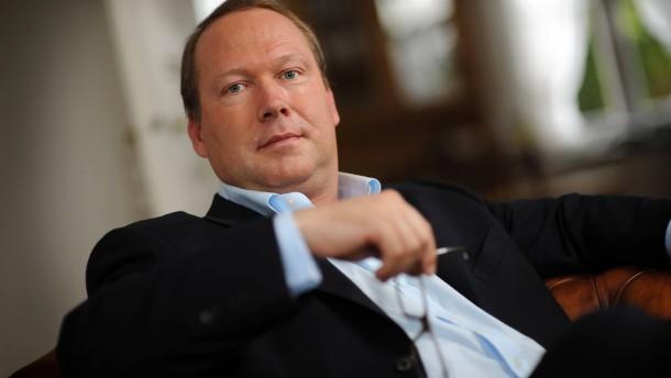 Ökonom Otte neuer Chef der Werte-Union