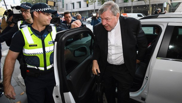 Australische Hassfigur