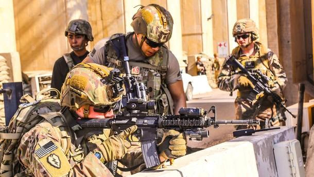 Auch im Irak endet für Amerika eine Ära