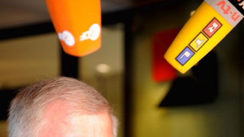 Alles scheint auf ihn als Ministerpräsident hinauszulaufen: Horst Seehofer