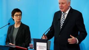 SPD und Grüne halten Bamf-Untersuchungsausschuss für möglich